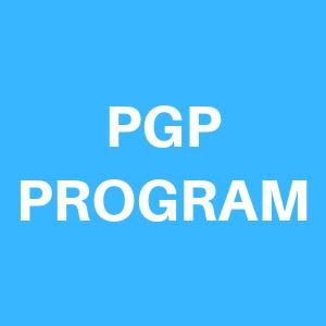 PGP Program